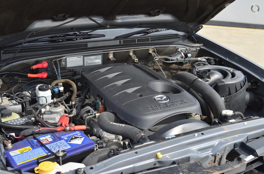 2011 Mazda Bt-50 SDX UN