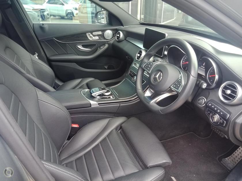 2017 Mercedes-Benz C 250 D Sedan