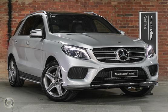 2018 Mercedes-Benz GLE 250 D
