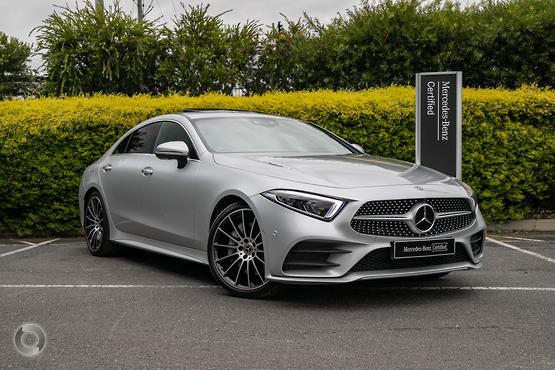 2019 Mercedes-Benz CLS 350