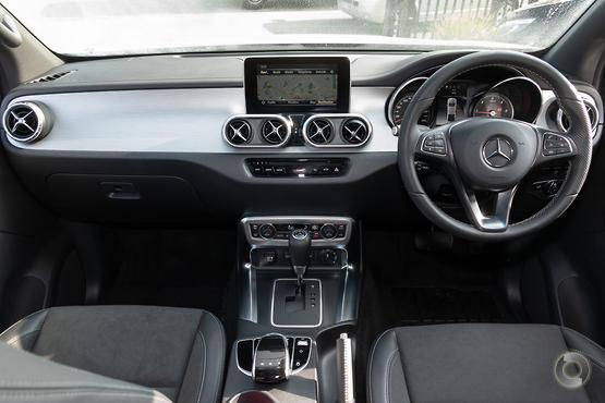 2018 Mercedes-Benz X 250 D POWER