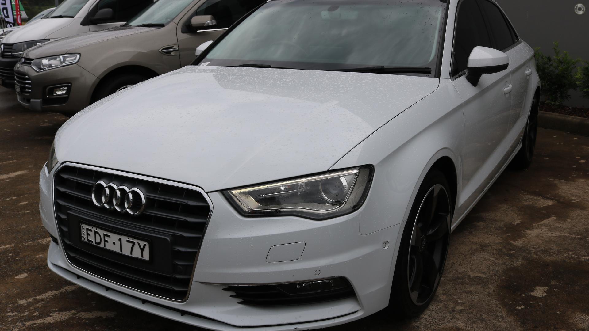 2015 Audi A3 Ambition 8V