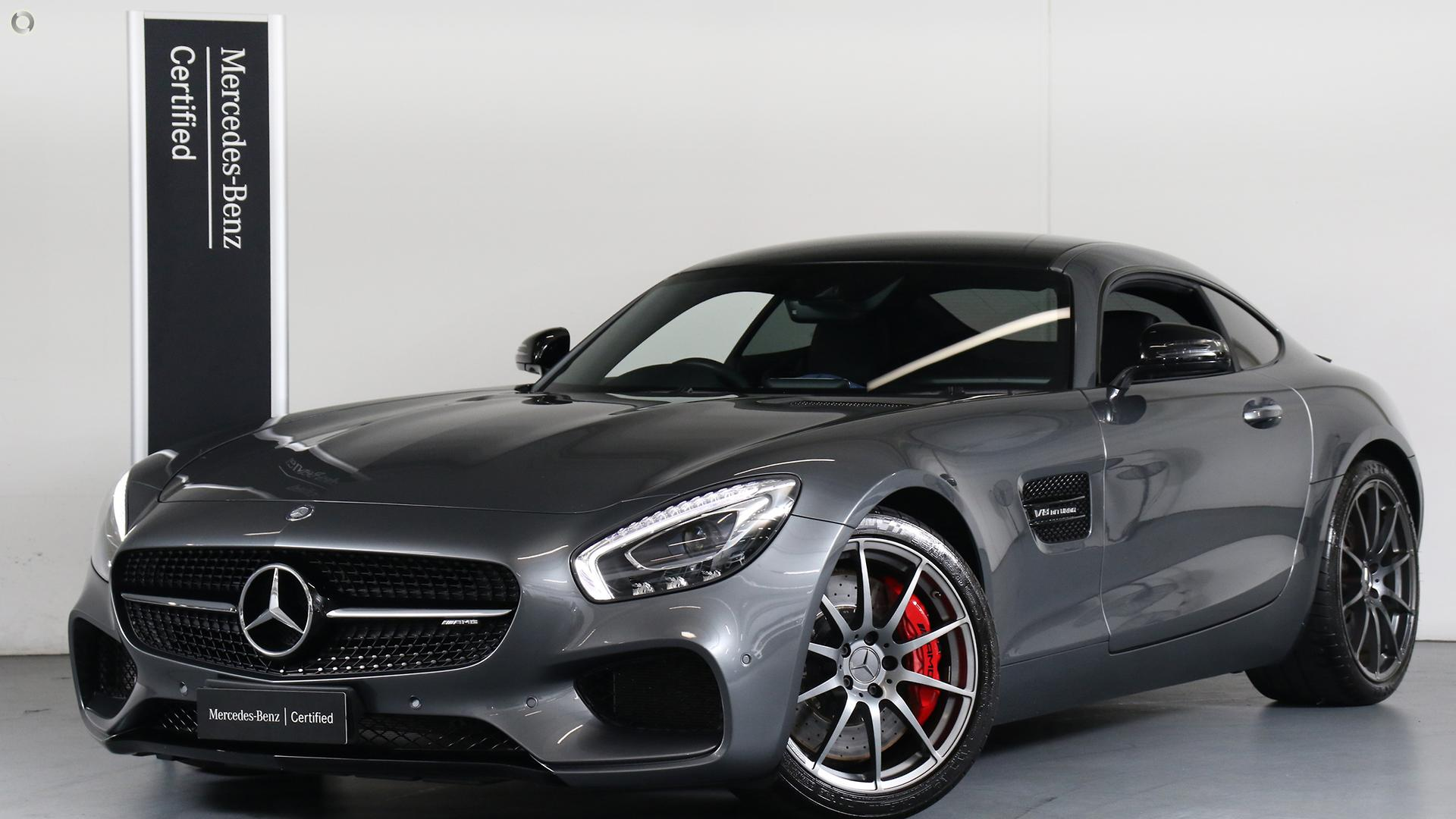 2016 Mercedes-Benz AMG GT Coupe