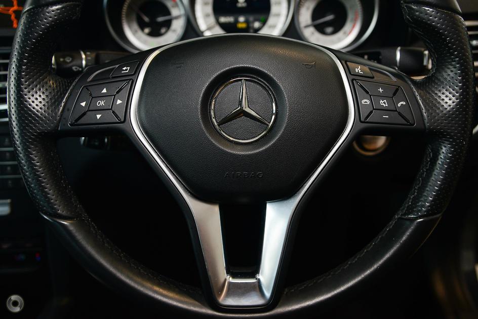 2016 Mercedes-Benz E 250 Sedan