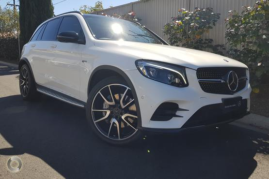 2017 Mercedes-Benz GLC 43 AMG
