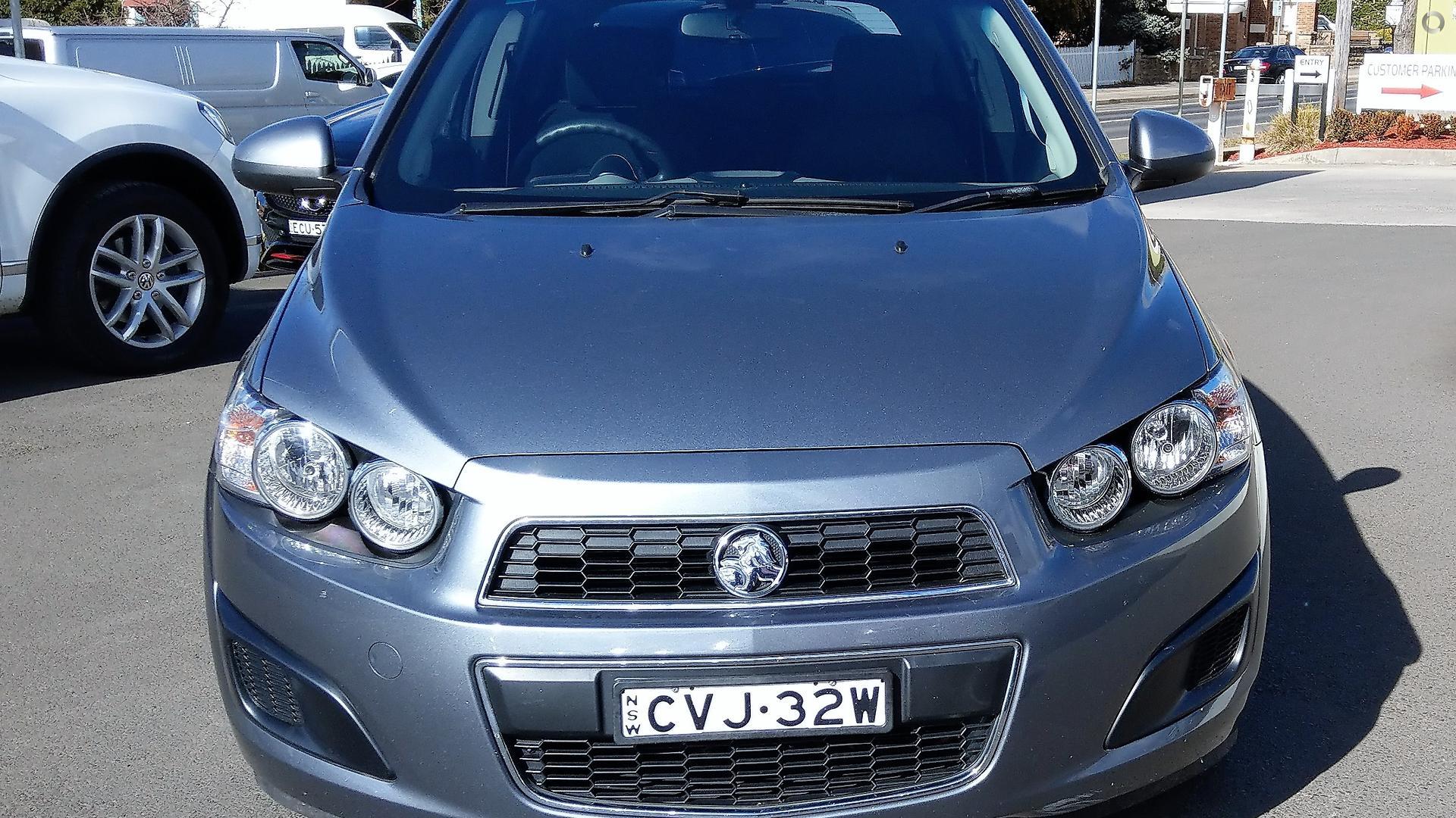 2014 Holden Barina CD TM