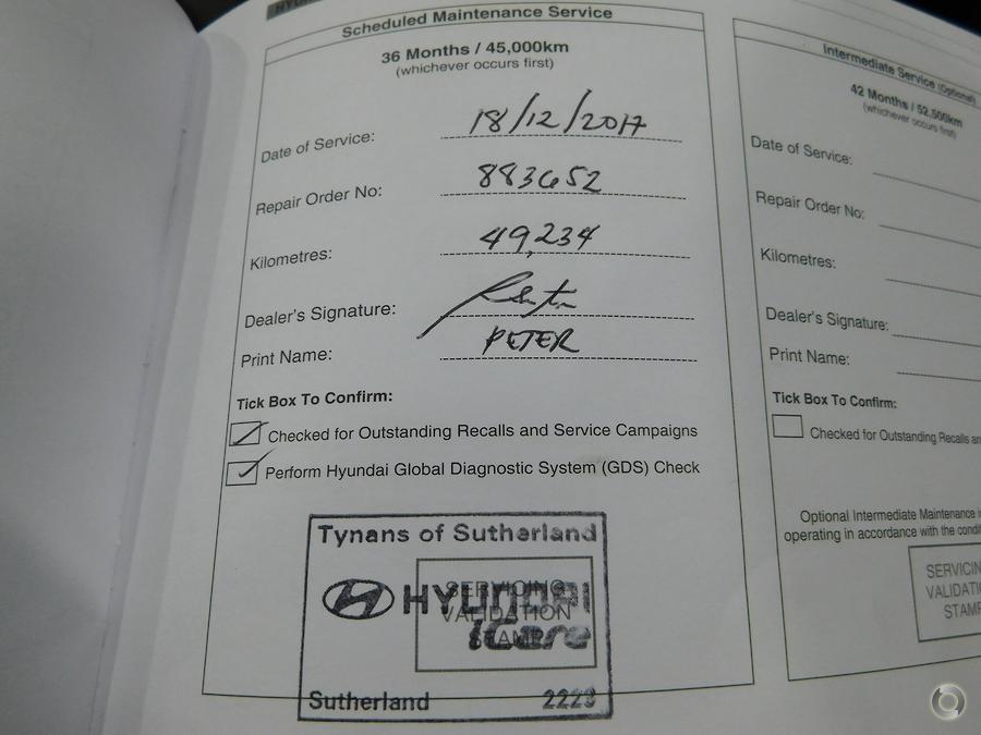2013 Hyundai ix35 Highlander Series II