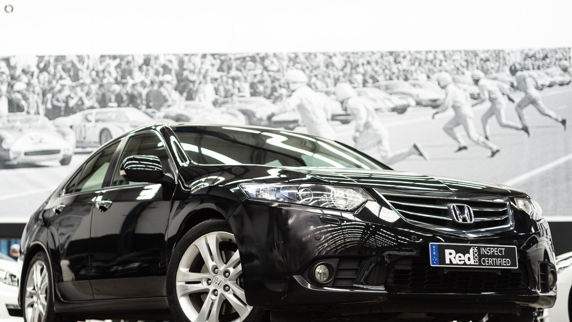 2012 Honda Accord Euro Luxury 8th Gen