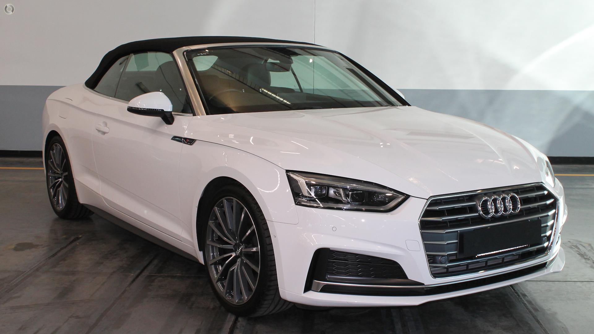 2017 Audi A5 F5