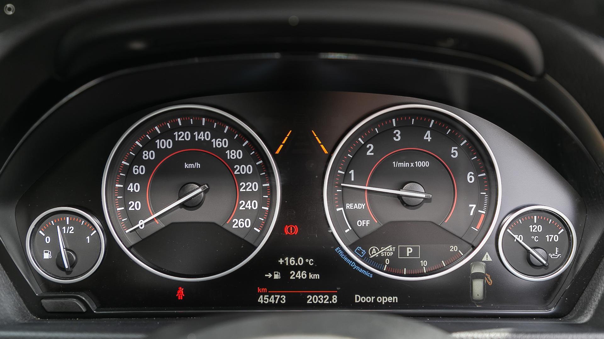 2015 Bmw 330i M Sport  F31 LCI