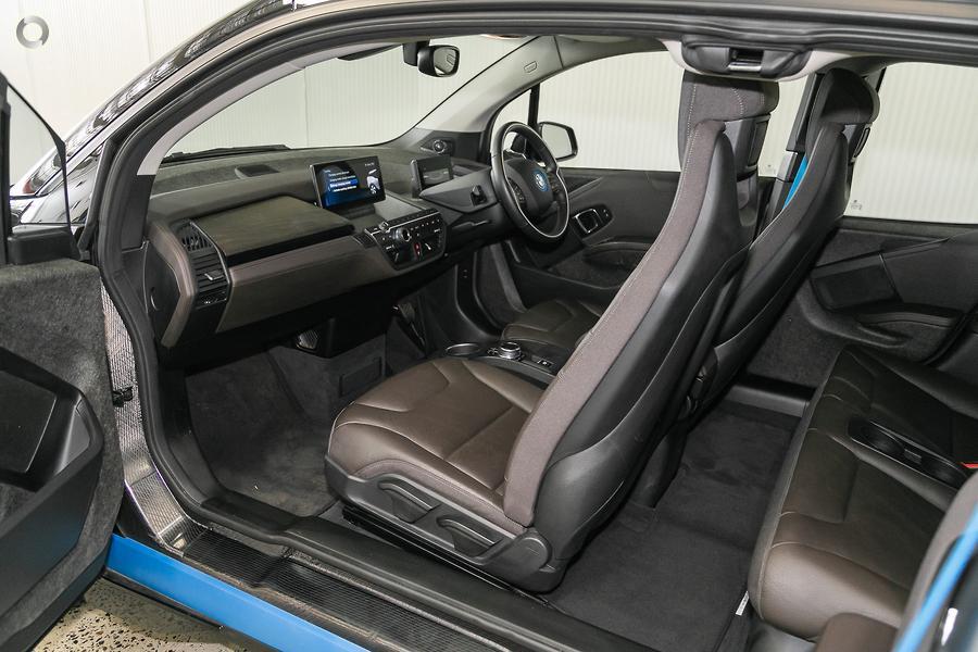 2017 BMW i3 s 94Ah
