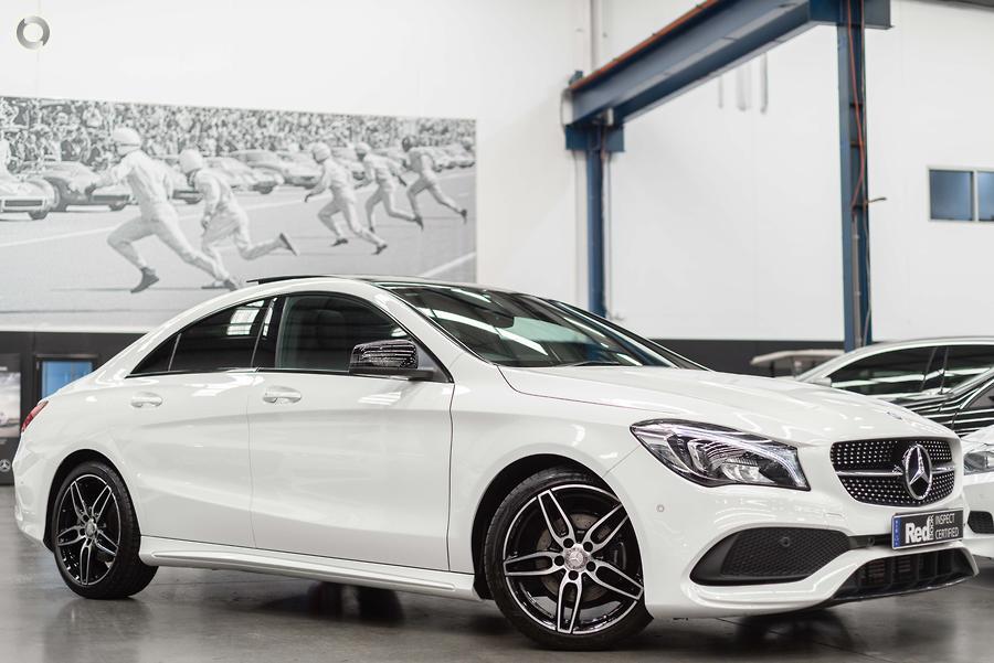2017 Mercedes-Benz CLA200  C117