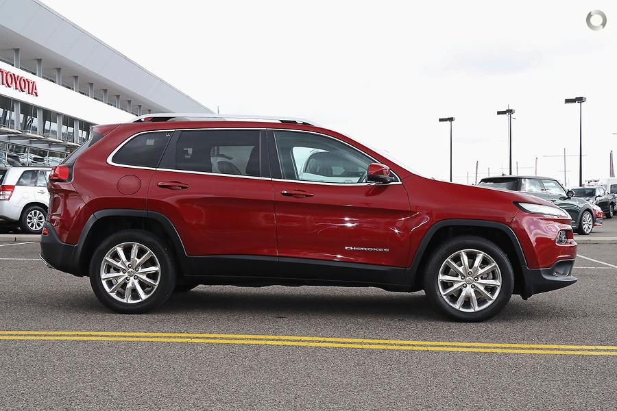 2015 Jeep Cherokee Limited KL