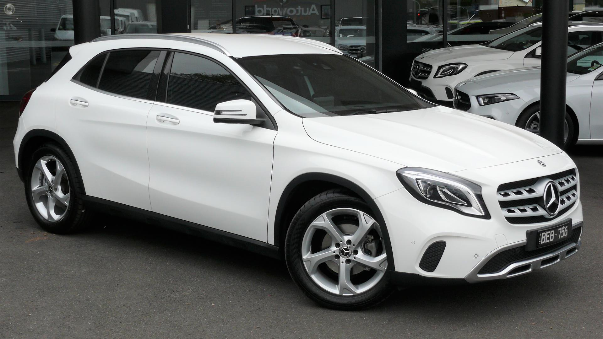 2018 Mercedes-Benz GLA 220 D Wagon