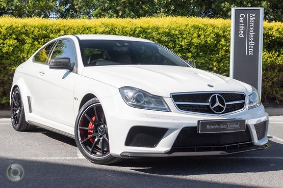 2012 Mercedes-Benz C 63 AMG BLACK SERIES