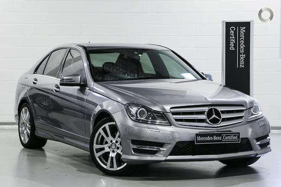 2013 Mercedes-Benz C 250 CDI ELEGANCE