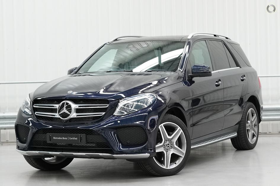 2017 Mercedes-Benz GLE 250 D Wagon