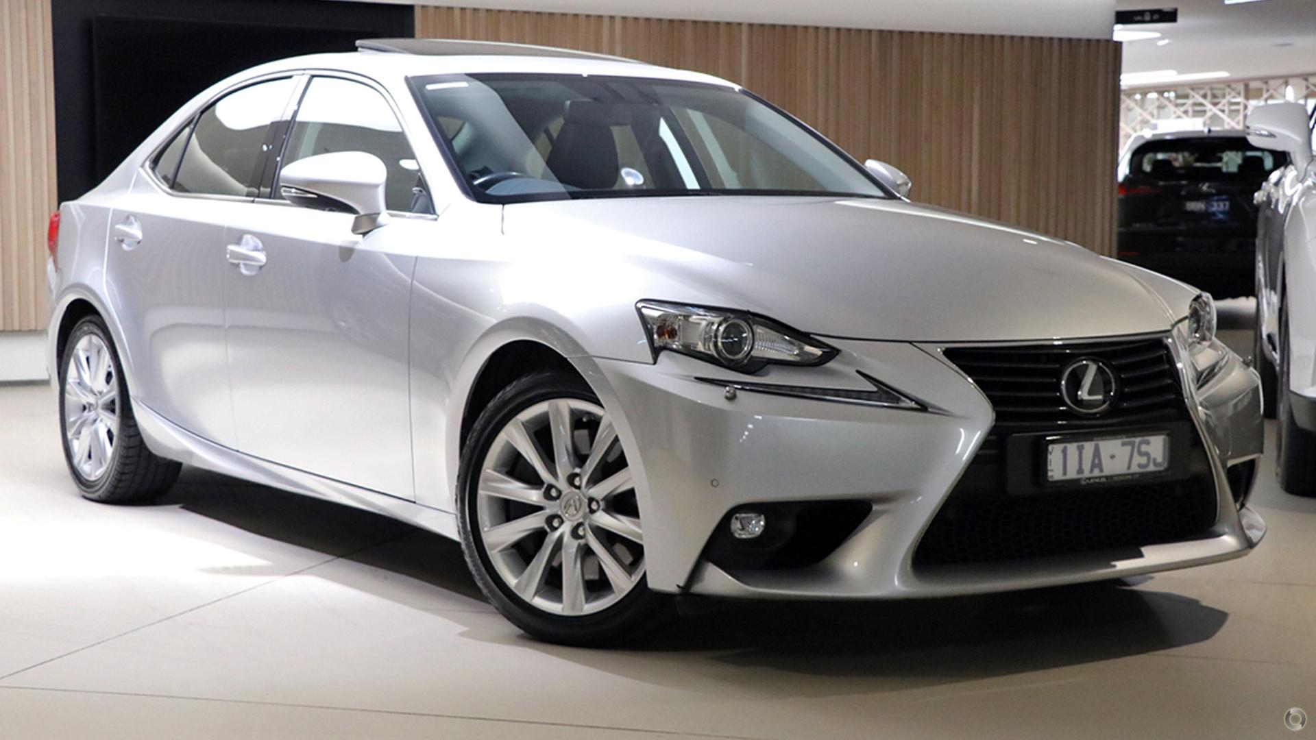 2015 Lexus Is GSE31R