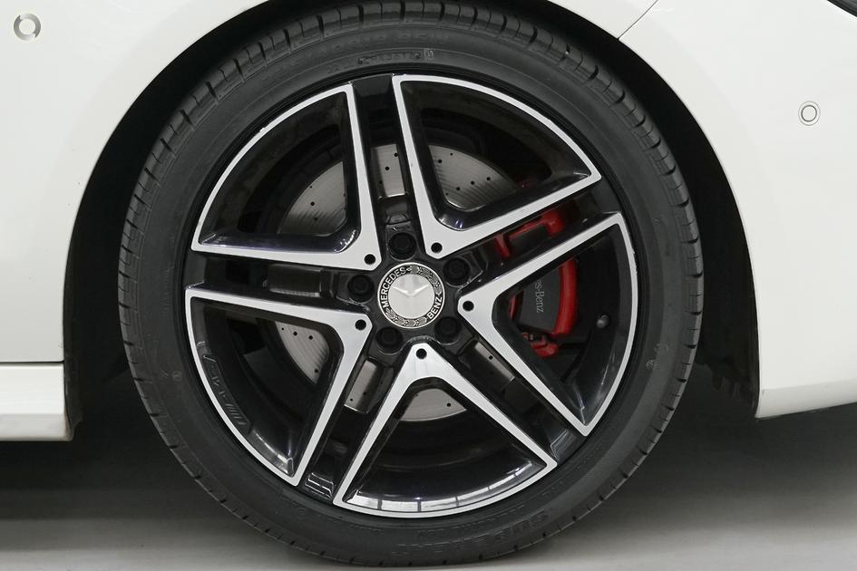 2016 Mercedes-Benz CLA 250 SPORT Shooting Brake