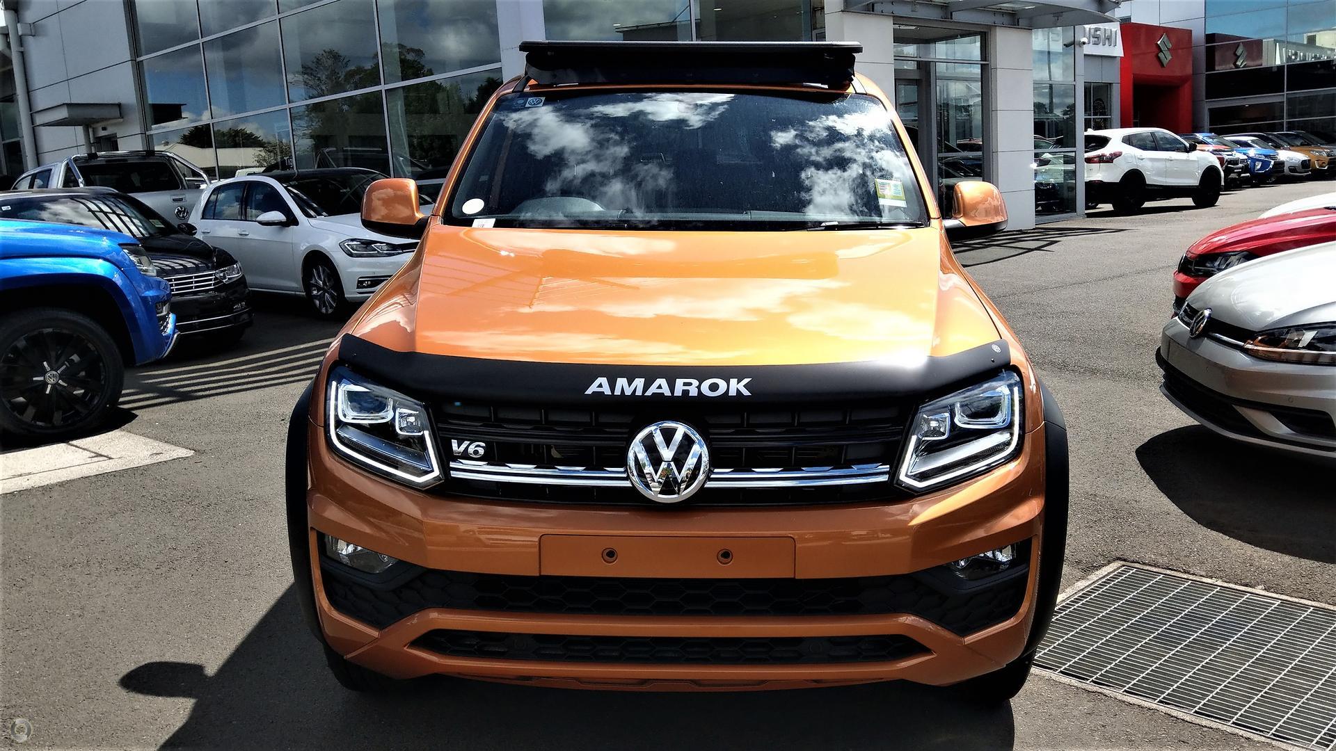 2019 Volkswagen Amarok TDI550 Canyon 2H
