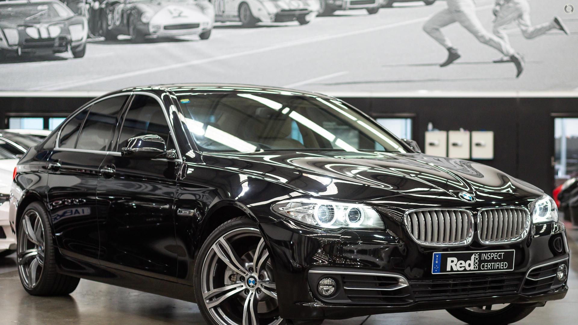 2014 BMW 520d F10 LCI