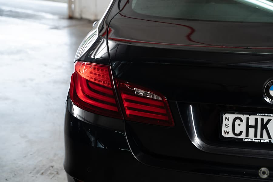 2012 BMW 520d
