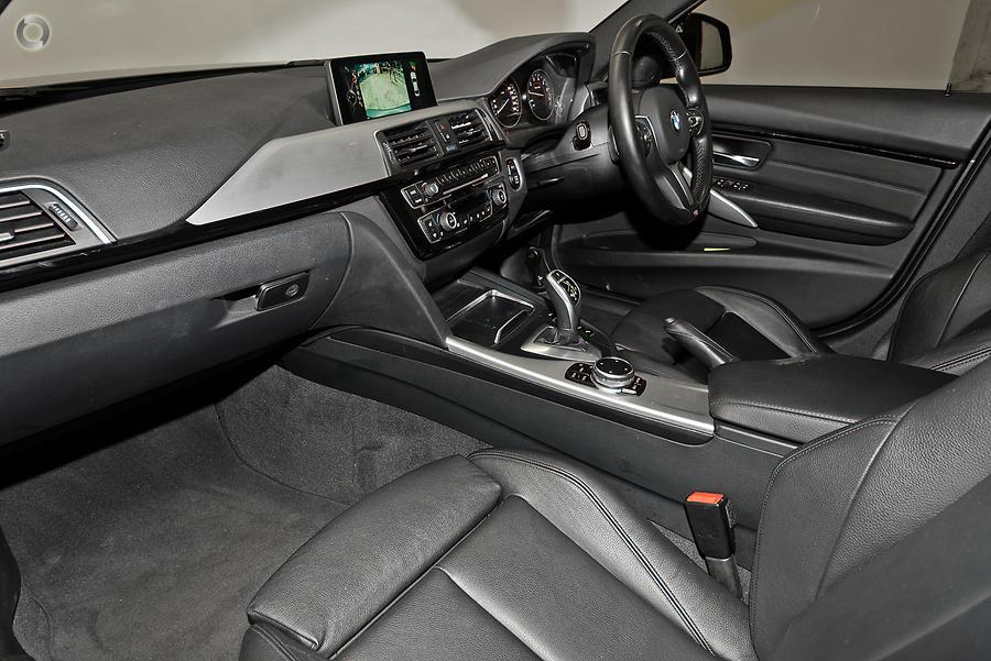 2015 BMW 330i M Sport