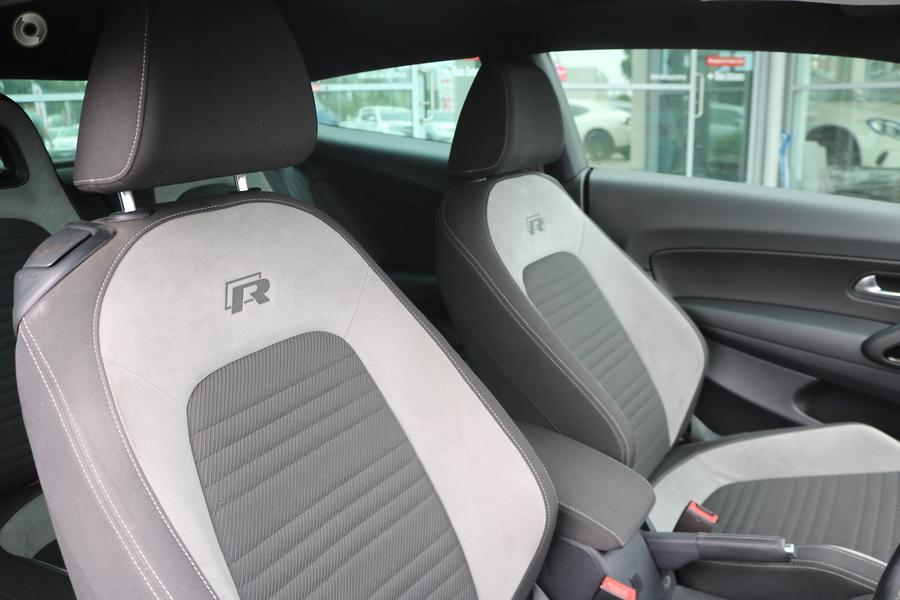 2016 Volkswagen Scirocco R 1S