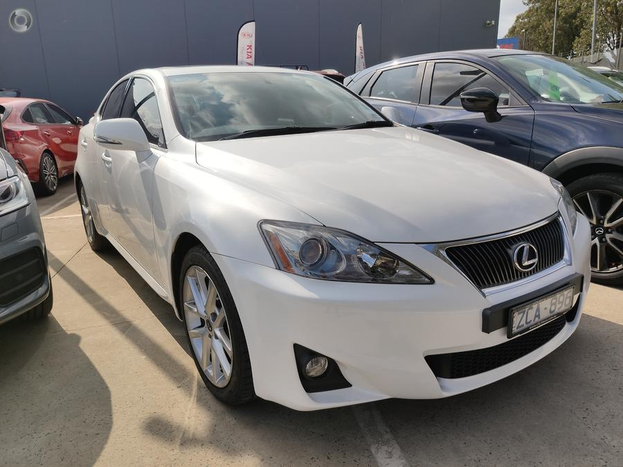 2012 Lexus IS IS250 Prestige GSE20R