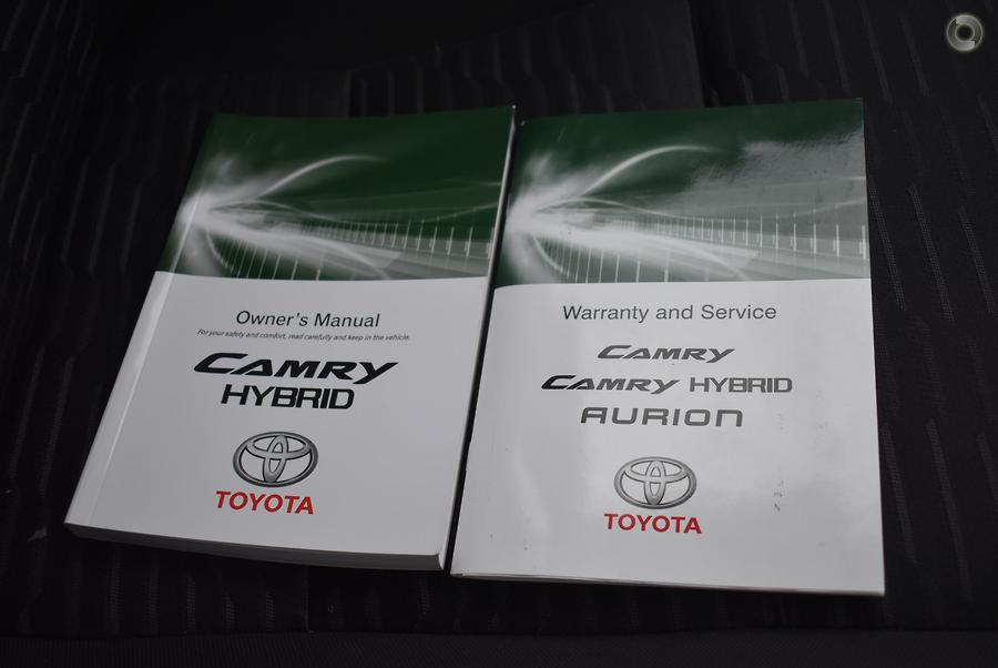 2017 Toyota Camry Altise AVV50R