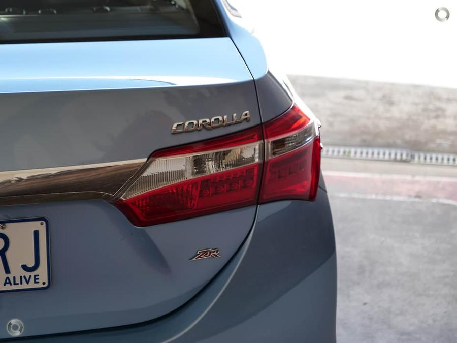 2014 Toyota Corolla ZR ZRE172R