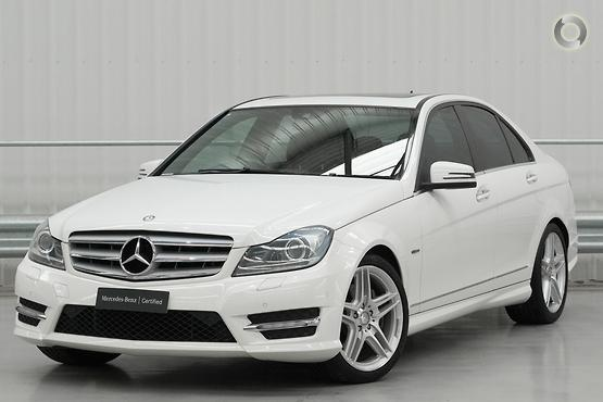 2012 Mercedes-Benz C 300 BLUEEFFICIENCY AVANTGARDE