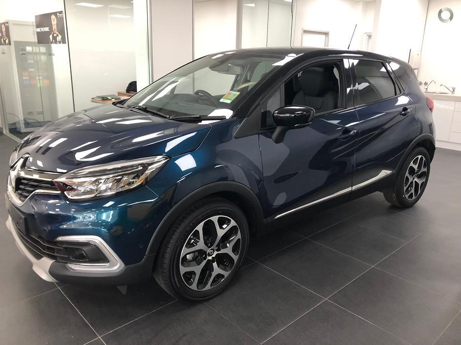 2019 Renault Captur Intens J87