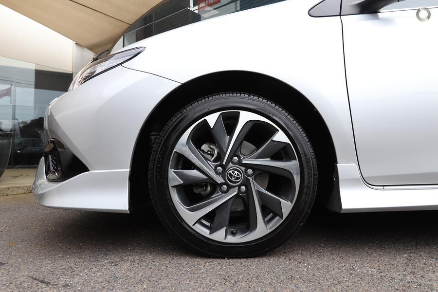 2017 Toyota Corolla ZR ZRE182R