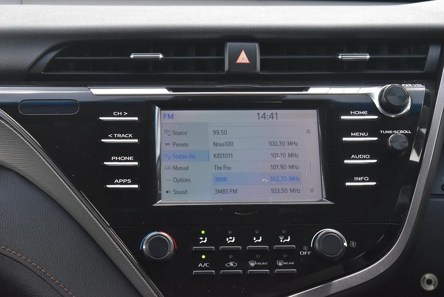 2018 Toyota Camry Ascent ASV70R