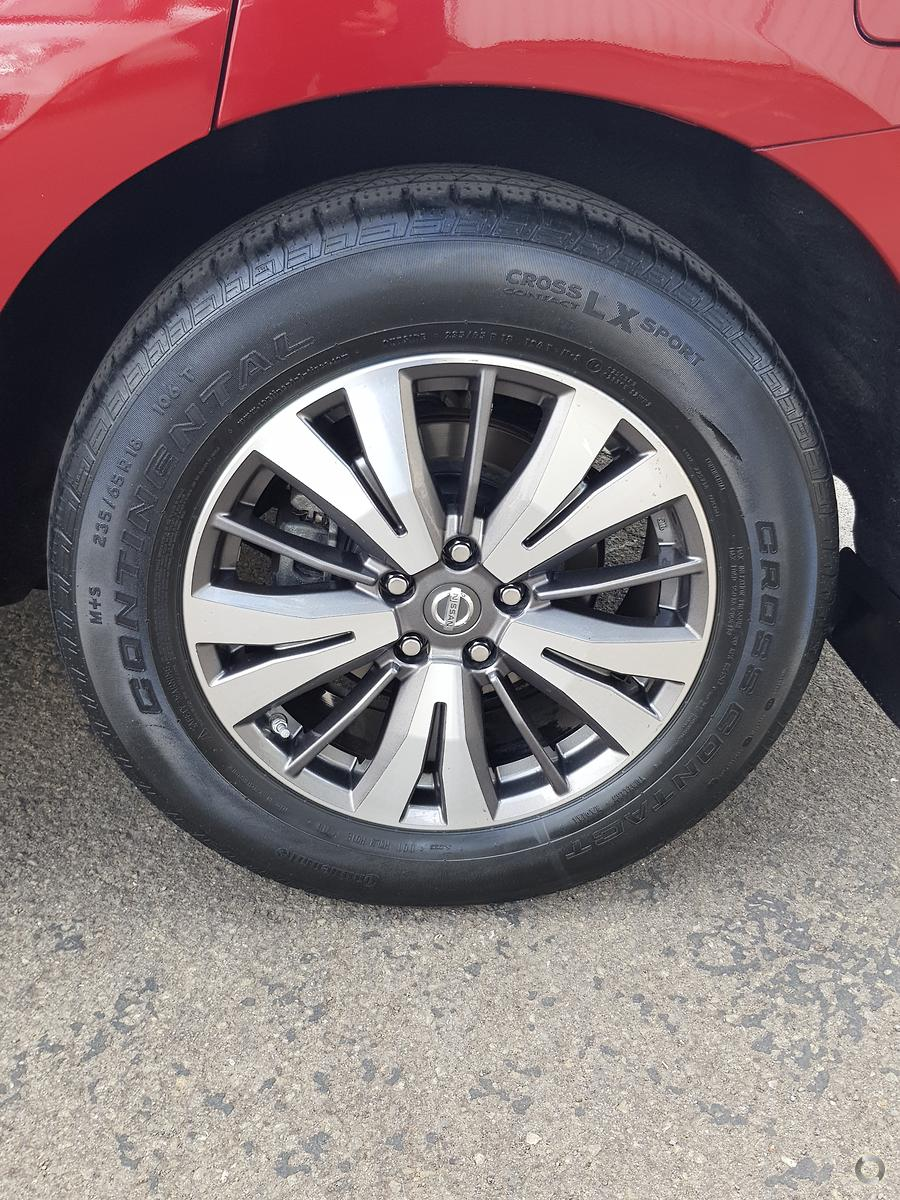2017 Nissan Pathfinder ST-L