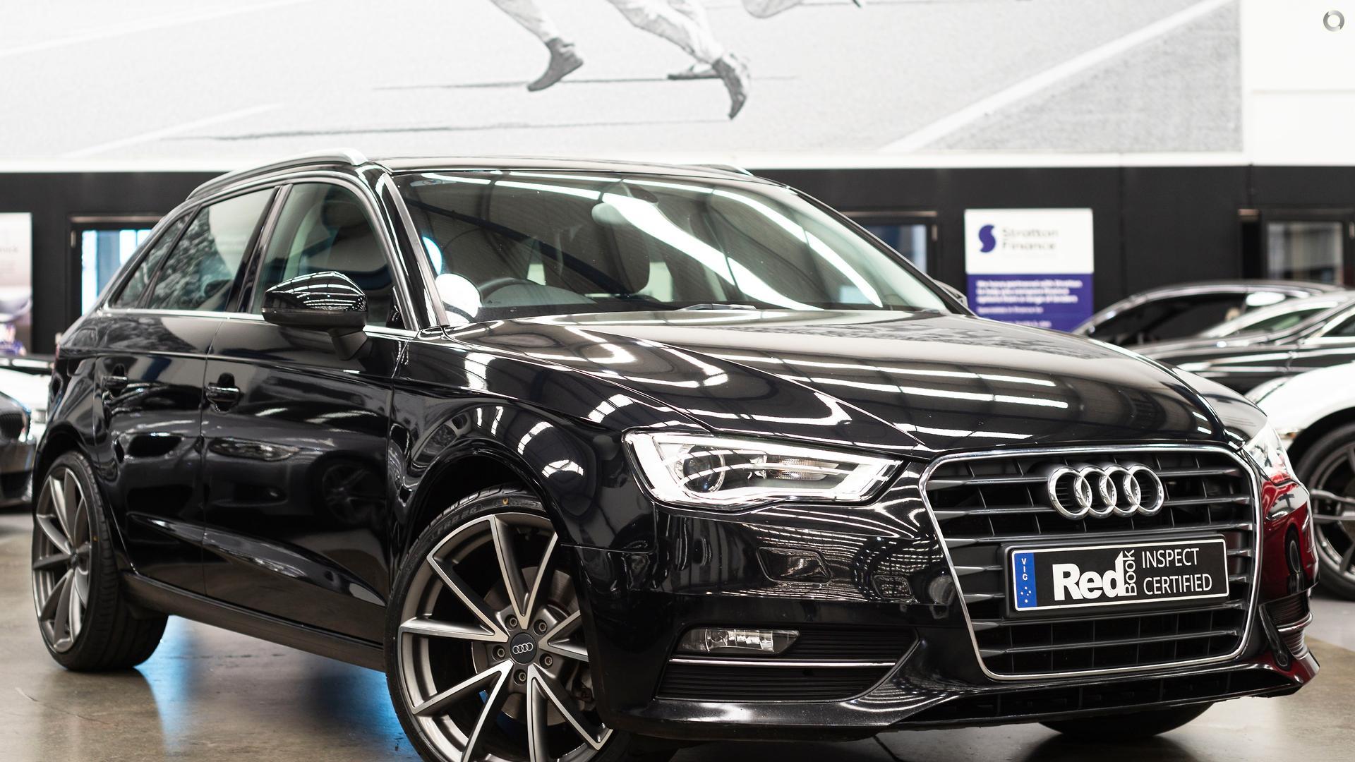 2014 Audi A3 Ambition 8V