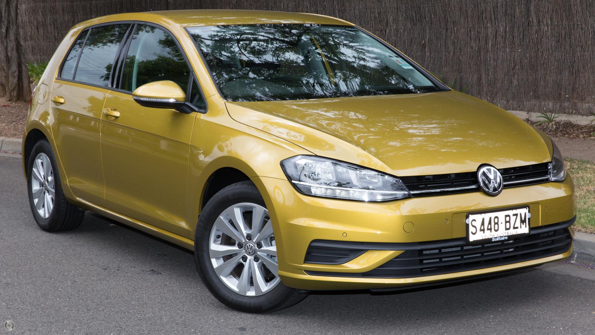 2018 Volkswagen Golf 7.5