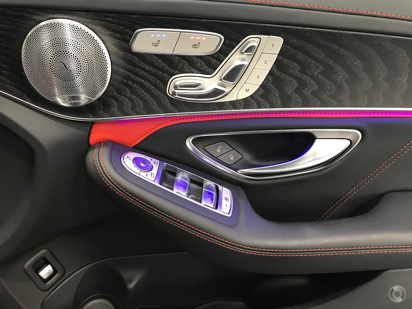 2018 Mercedes-Benz C 63 AMG S Sedan