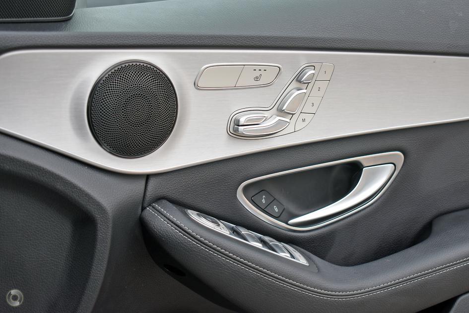 2017 Mercedes-Benz C 350 E Sedan