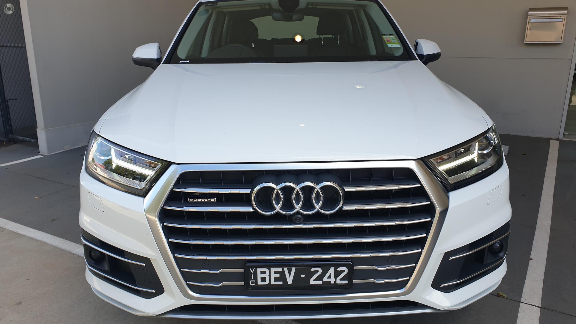 2019 Audi Q7 4M