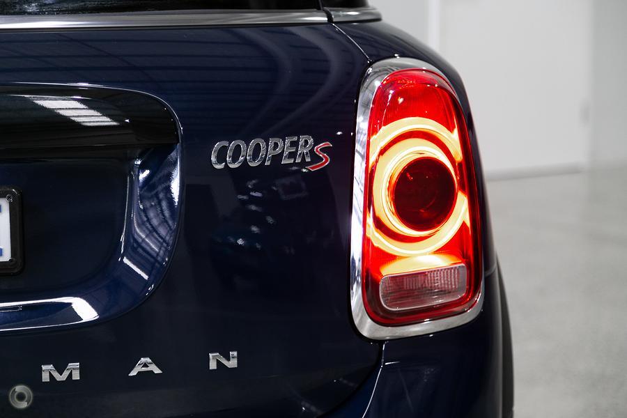 2018 MINI Countryman Cooper S