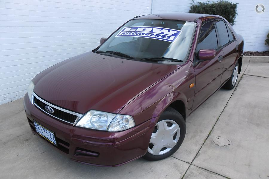 2002 Ford Laser LXi KQ