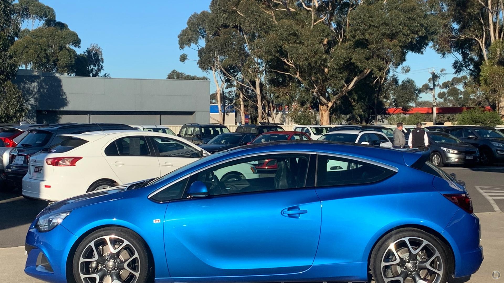 2015 Holden Astra VXR PJ