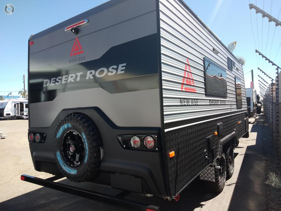 2019 New Age Desert Rose DR18ES2