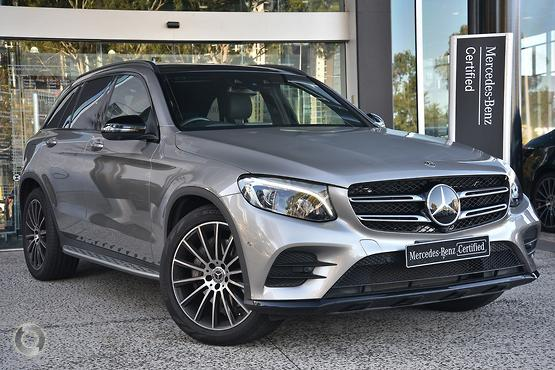 2018 Mercedes-Benz GLC 250 D