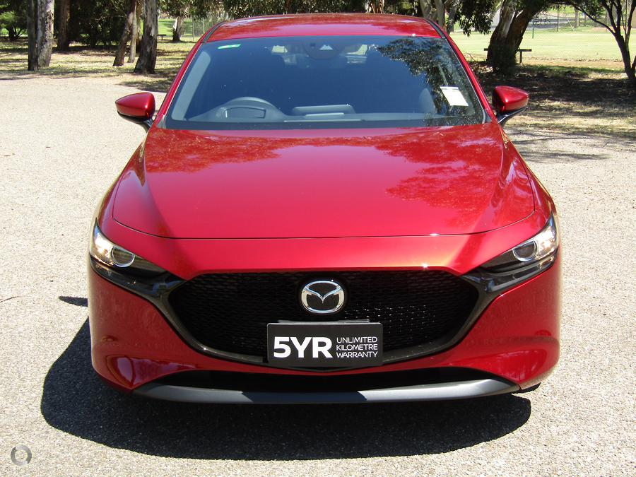 2019 Mazda 3 G20 Evolve BP Series