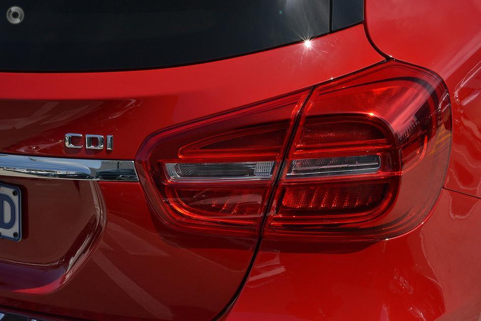 2014 Mercedes-Benz GLA 200 CDI Wagon