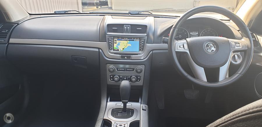 2013 Holden Commodore Z Series VE Series II