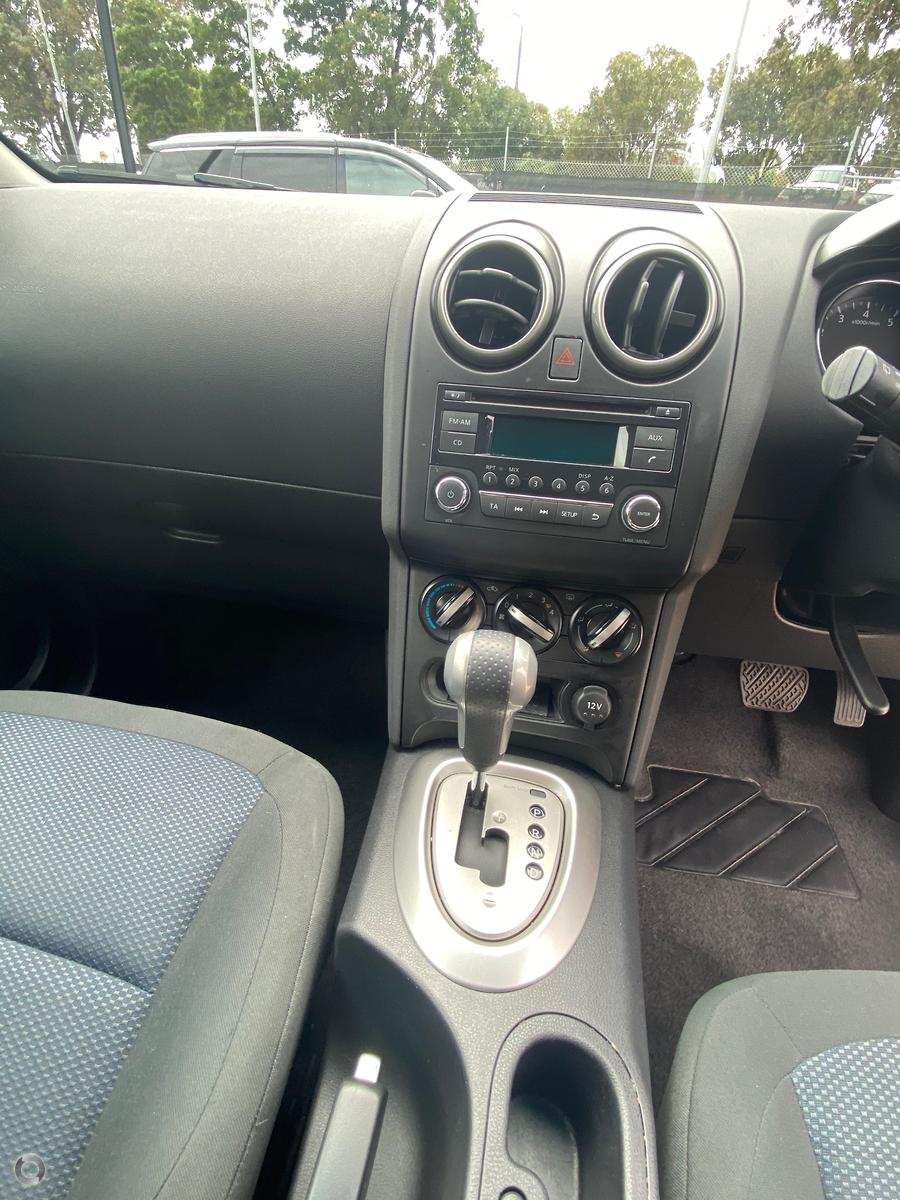2013 Nissan Dualis ST J10 Series 3
